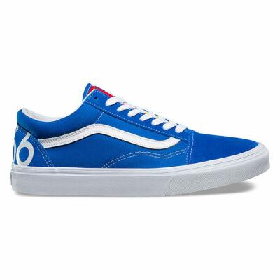 Vans Old Skool (1966) cipő Blue/White/Red