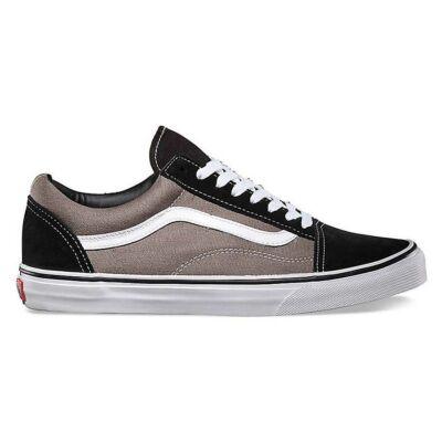 Vans Old Skool cipő Black/Pewter