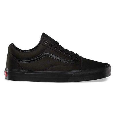 Vans Old Skool cipő Black/Black