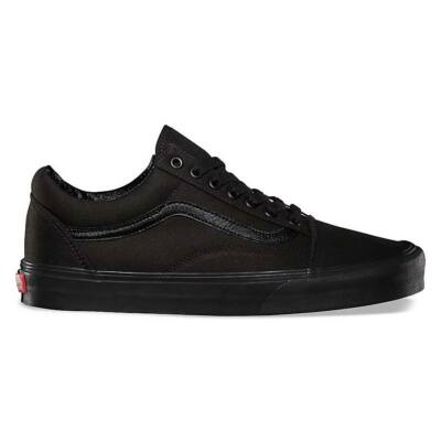 Vans Old Skool cipő Black/Black