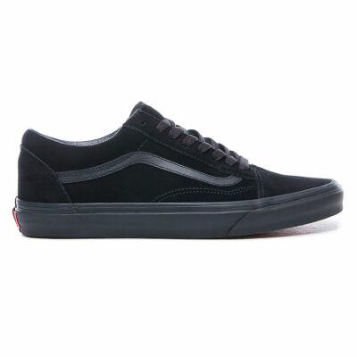 Vans Old Skool Suede cipő Black Black