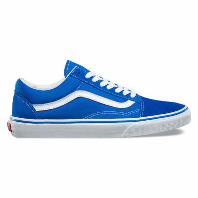 Vans Old Skool (Suede/Canvas) cipő Imperial Blue