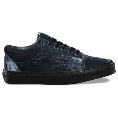 Vans Old Skool (Velvet) Gray/Black