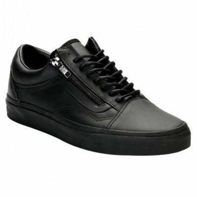 Vans Old Skool Zip (Gunmetal) cipő Black/Black