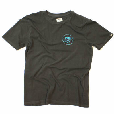 Vans Original Washed póló Black Overdye