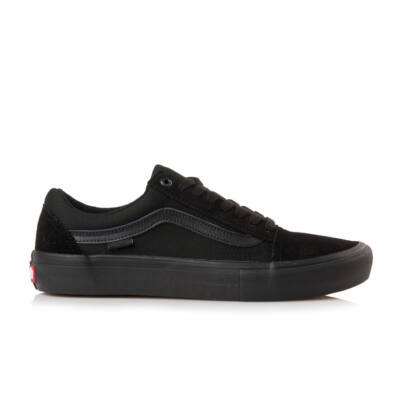 Vans Old Skool Pro cipő Blackout