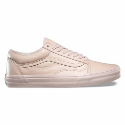 Vans Old Skool (Leather) cipő Mono/Sepia Rose