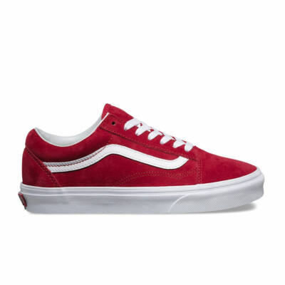 Vans Old Skool Pig Suede cipő Scooter True White