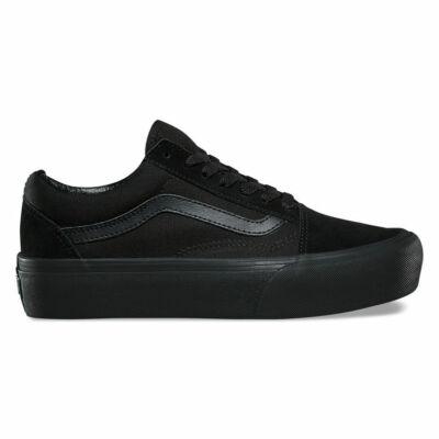 Vans Old Skool Platform Black/Black