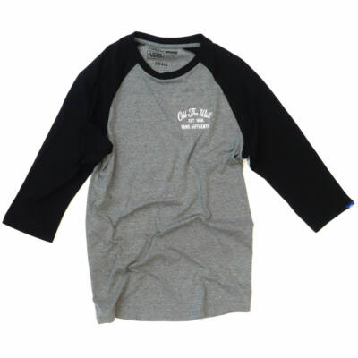 Vans Panther raglan Heather Grey-Black