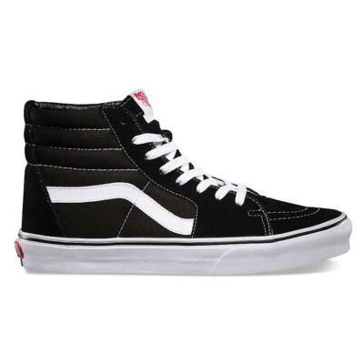Vans Sk8-Hi cipő Black/Black/White