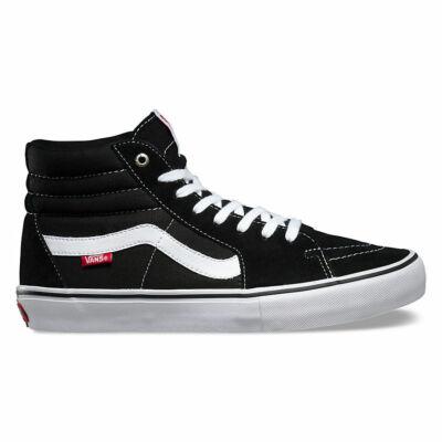 Vans Sk8-Hi Pro cipő Black/White