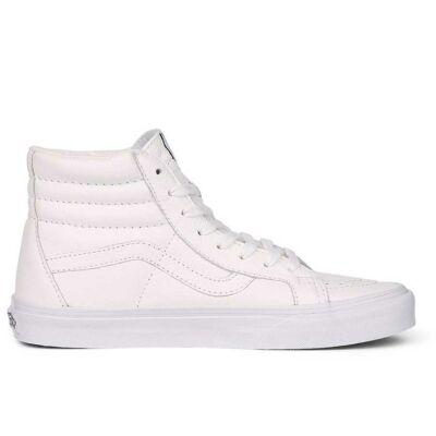 Vans Sk8-Hi Reissue (Premium Leather) cipő True White