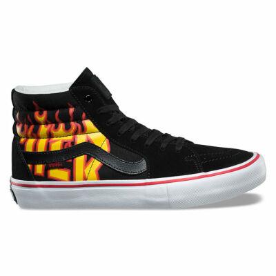Vans X Thrasher Sk8-Hi Pro cipő Black