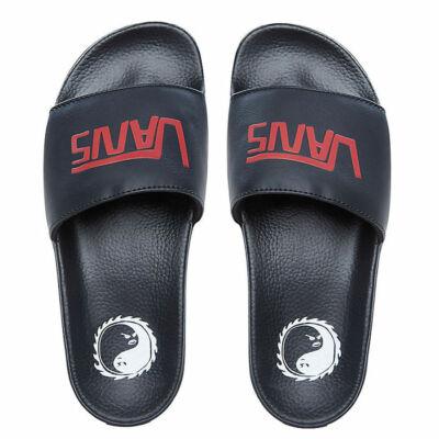 Vans Slide-On papucs Dane Reynolds Black Red