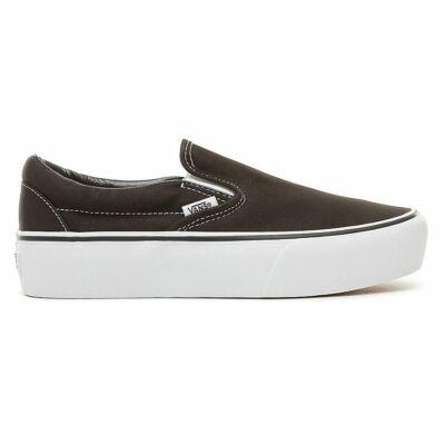 Vans Slip-On Platform cipő Black
