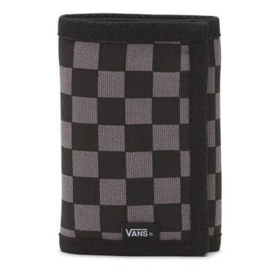 Vans Slipped pénztárca Black Gunmetal Checkered