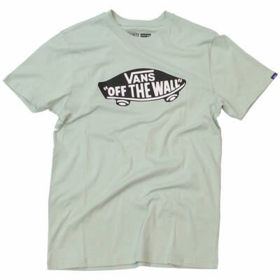 Vans Off The Wall Split póló Green-Black
