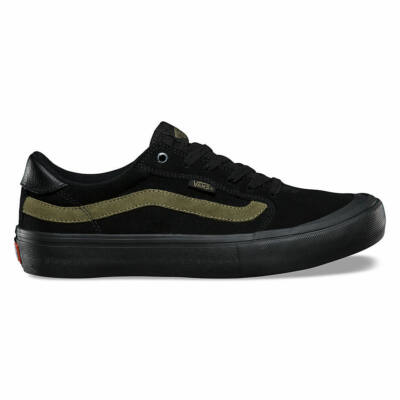 Vans Style 112 Pro (Dakota Roche) cipő Black/Burn