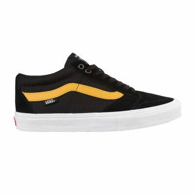 Vans Tnt Sg cipő Black/Tawny Olive