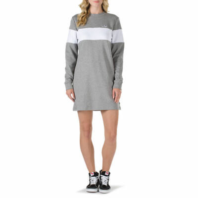 Vans Wild Bunch Dress női ruha Grey Heather