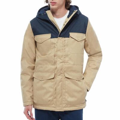 Vans Woodmoor kabát Khaki - Dress Blues