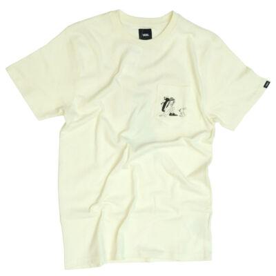 Vans Yusuke Outdoor póló Antique White