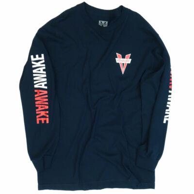 Venture Awake póló Navy