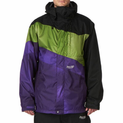 Volcom Mirror technikai kabát Purple
