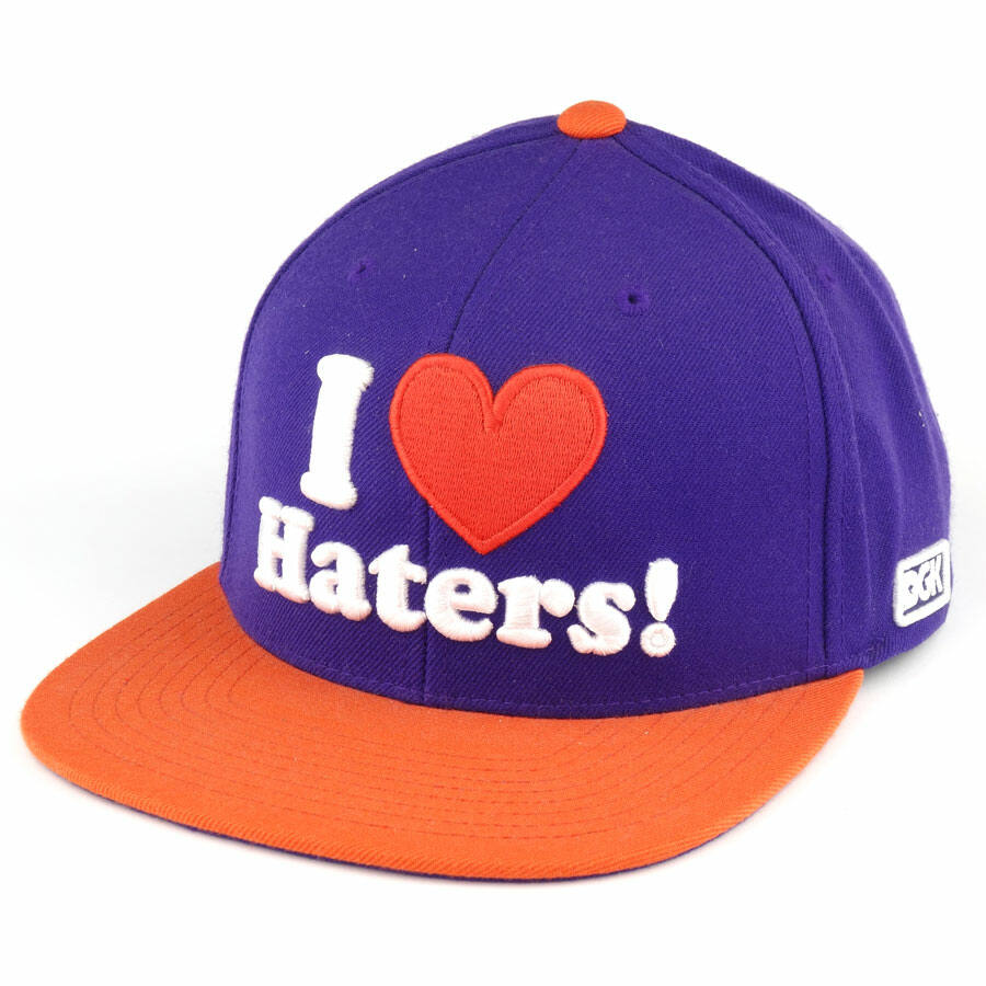 DGK Haters sapka Purple-Orange 4dbe4819f6