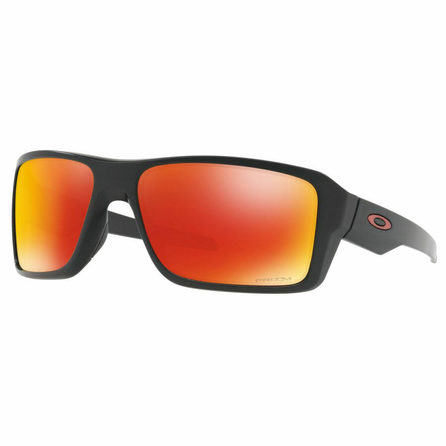Oakley Double Edge napszemüveg Matte Black Prizm Ruby Polarized c980bdd3aca