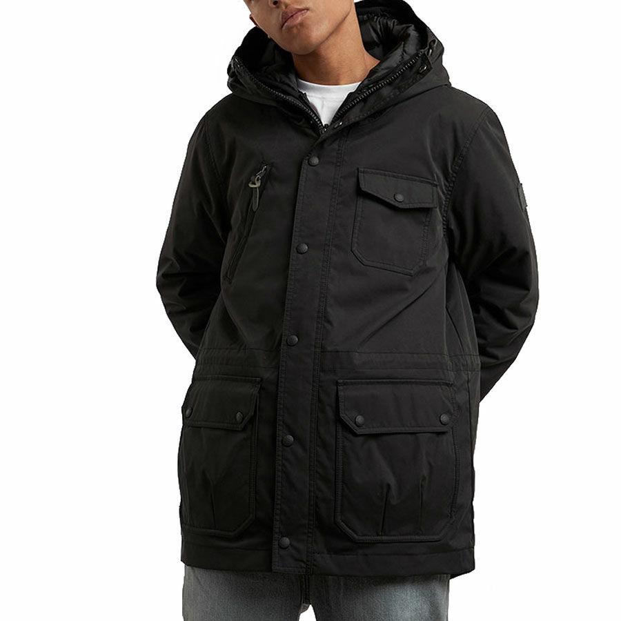 Element Lenox 3 az 1-ben kabát Flint Black 5c6e07c6d1
