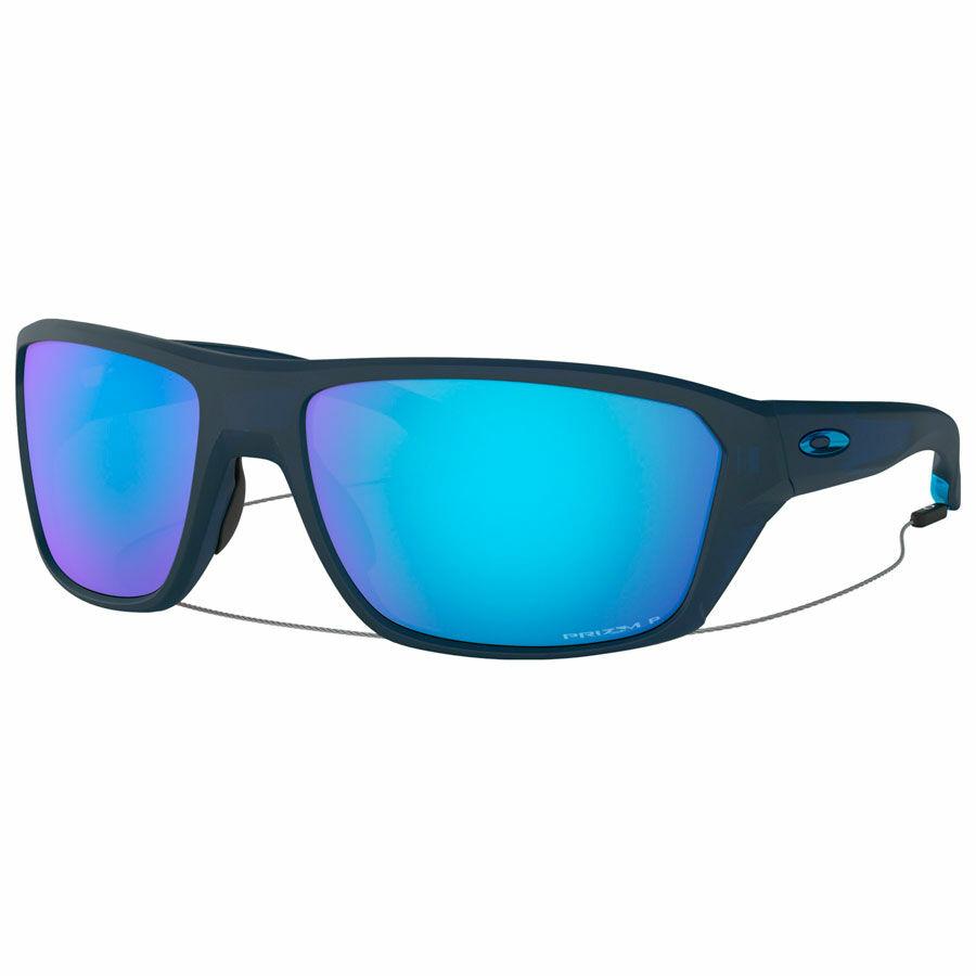 Oakley Split Shot napszemüveg Matte Transculent Blue Prizm Sapphire  Polarized 34dc6398dc