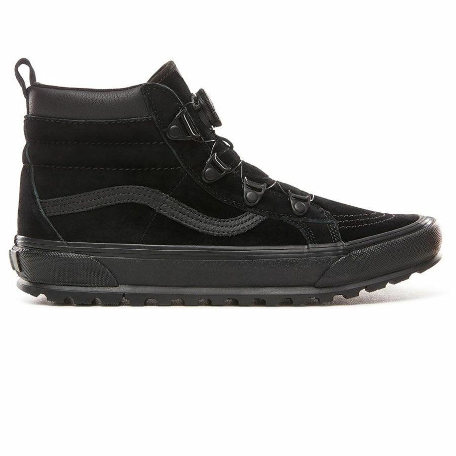 Vans Sk8-Hi MTE Boa cipő Black c95ab95120