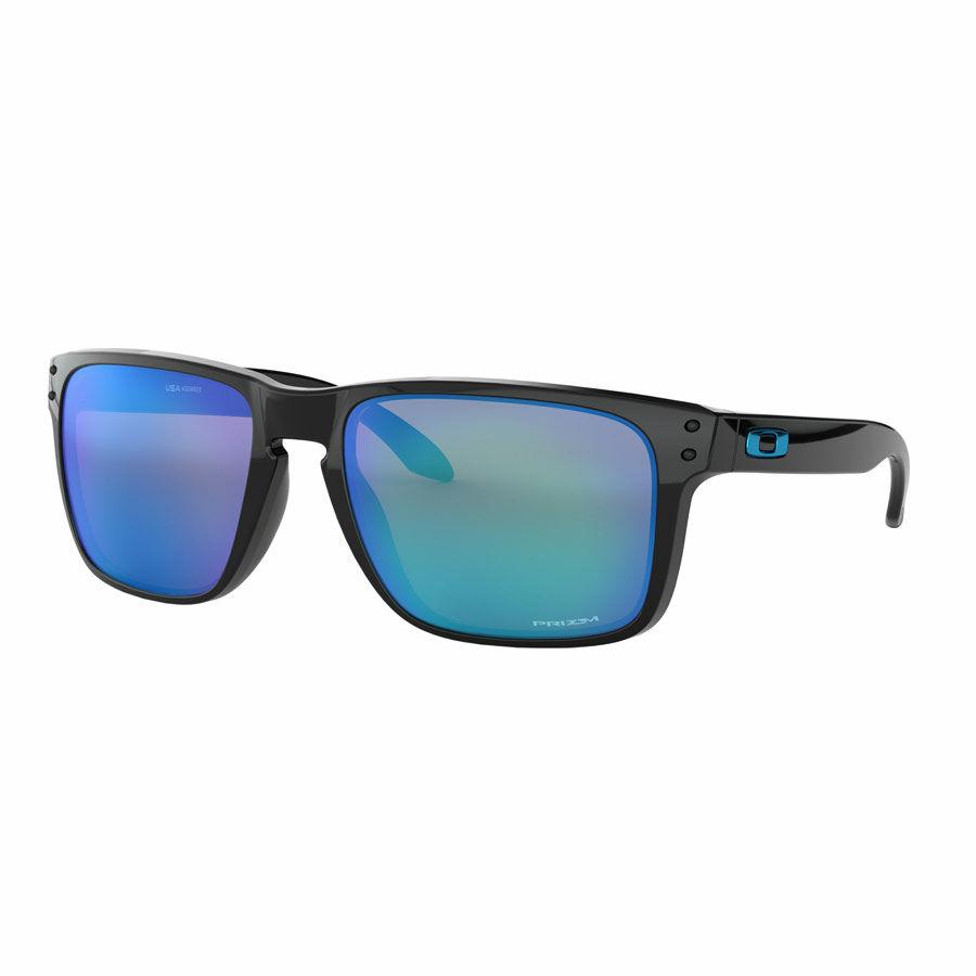 Oakley Holbrook XL napszemüveg Polished Black/Prizm Sapphire OO9417 5918 94170359