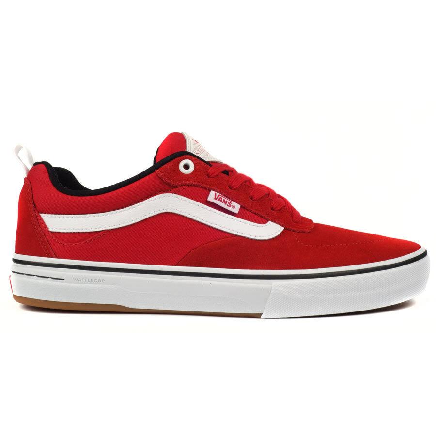 Vans Kyle Walker Pro cipő Red White