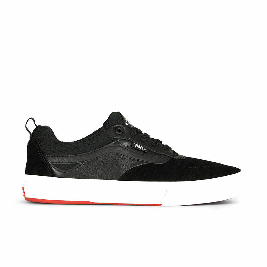 Vans Kyle Walker Pro cipő Black Red