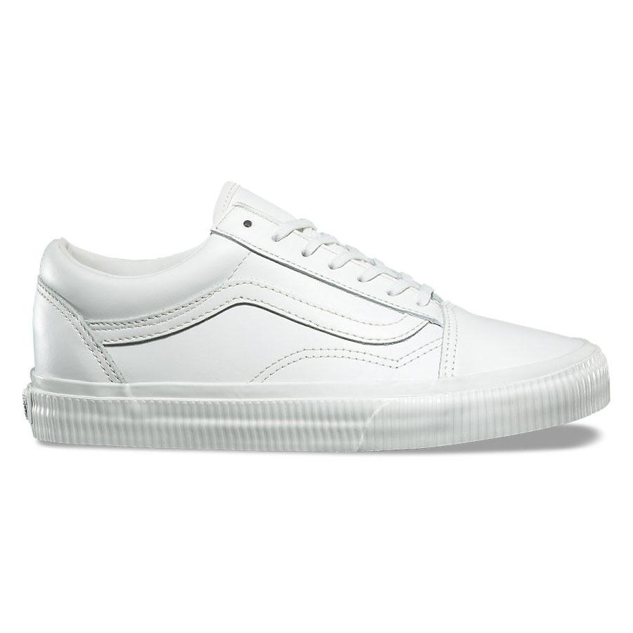8733ca0c4bd6 Vans Old Skool (Embossed Sidewall) cipő Blanc De Blanc